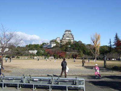 20061210himejijouhiroba