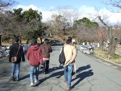 20061210himejijousanpo