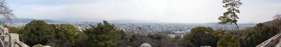 20120303matsuyamacastlepanorama